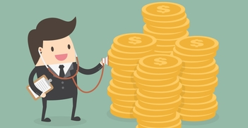 Project thumb img businessman with pile coins  002